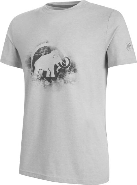 Mammut Klettergurt Waschen : Mammut trovat t shirt men marble melange campz